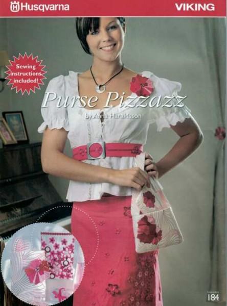 HUSQVARNA VIKING Multiformat CD Purse Pizzazz