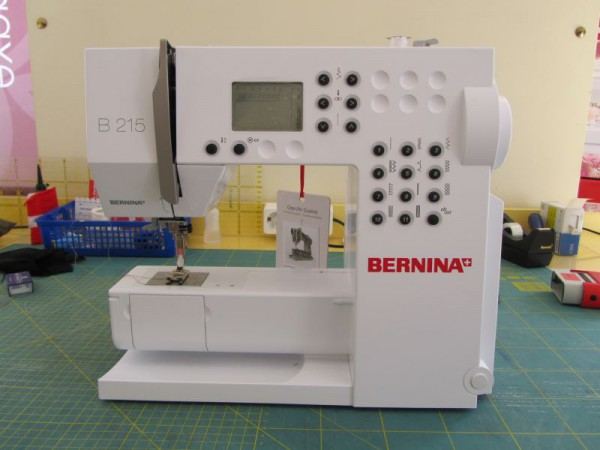 BERNINA 215 Ausstellungsgerät