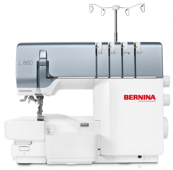 BERNINA L 850 Overlock inkl. Trolley