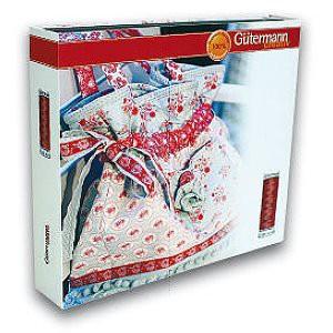 GÜTERMANN Nähgarn-Album mit 42 Farben