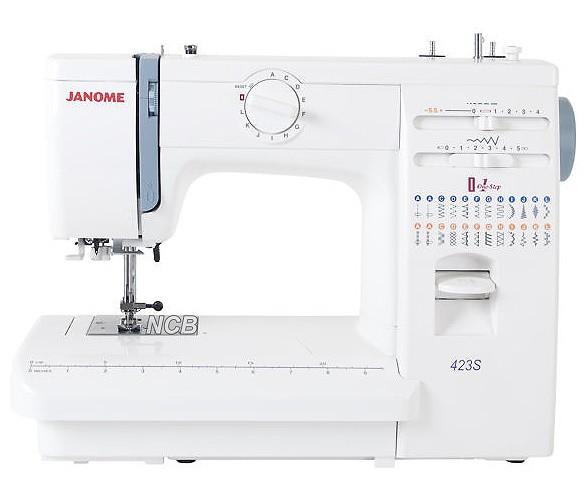 JANOME 423 S Ausstellungsgerät