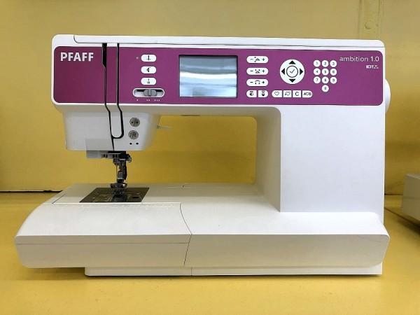 PFAFF Ambition 1.0 Gebrauchtgerät