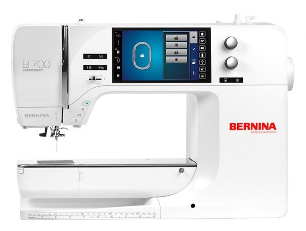 BERNINA 700 Stickmaschine ohne Stickmodul