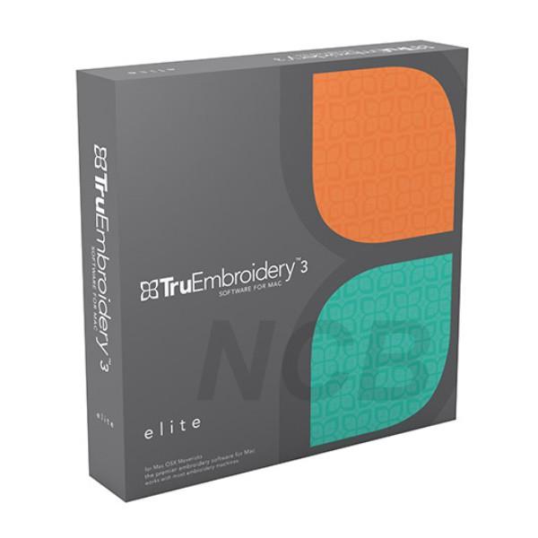 TruEmbroidery 3 Elite for Mac®