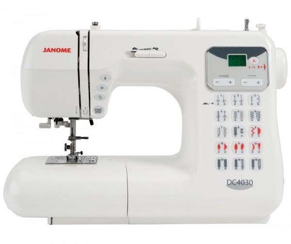 JANOME Decor Computer 4030 Ausstellungsgerät
