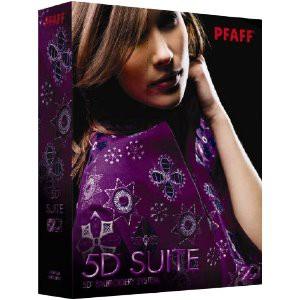 PFAFF Creative 5D Suite
