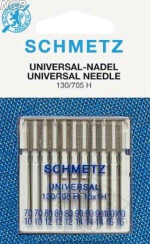 Universal-Nadel 10er Pack