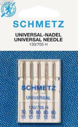 Universal Nadeln