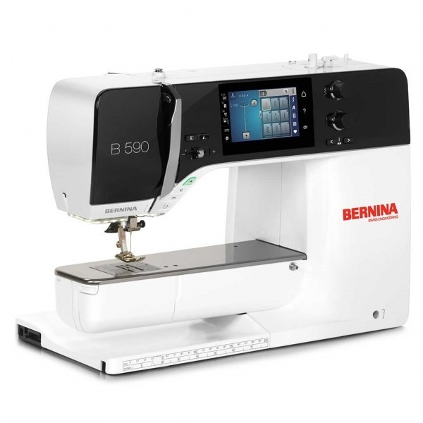 BERNINA 590 ohne Stickmodul
