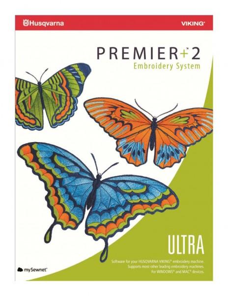 HUSQVARNA VIKING Premier + 2 Ultra Full System