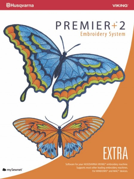 Premier+ 2 Embroidery Extra