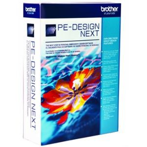 BROTHER PE-Design NEXT Upgrade von 5, 6, 7, 8