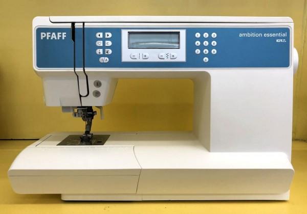 PFAFF Ambition Essential Gebrauchtgerät