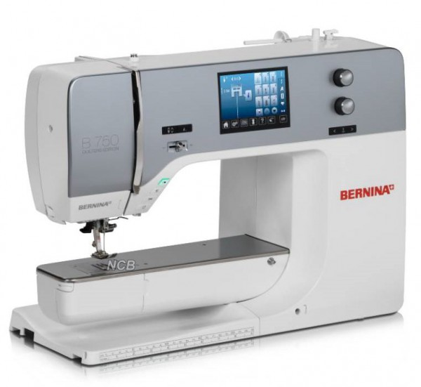 BERNINA 750 Quilters Edition