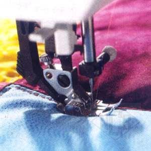 PFAFF 1/4 Inch Klarsicht-Quilt- und Patchworkfuß