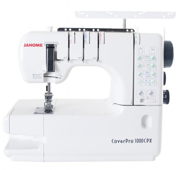 JANOME Cover Pro 1000 CPX Auslaufmodell