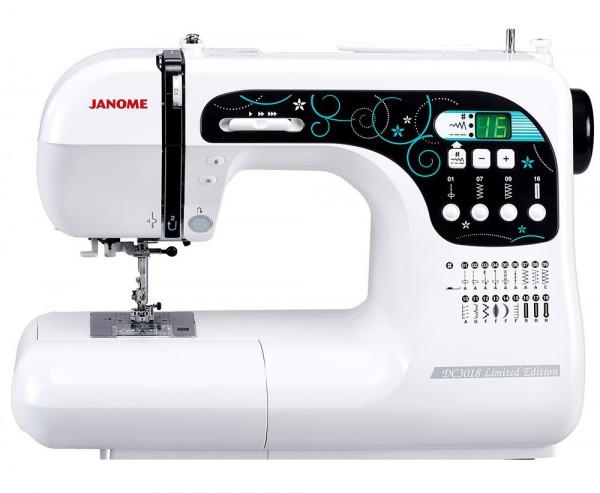JANOME DC 3018 LE