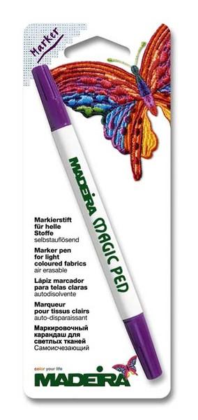 MADEIRA Markierstift für helle Stoffe