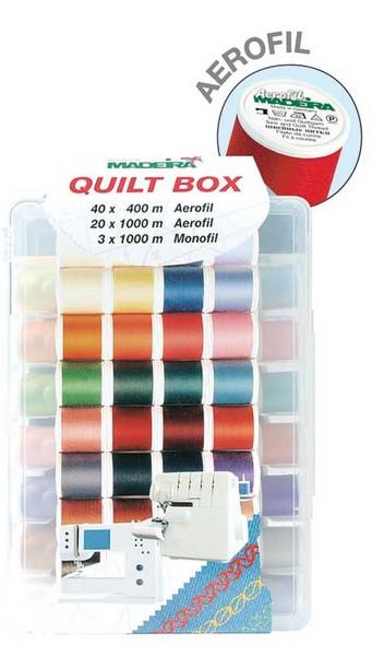 MADEIRA Quilt Box