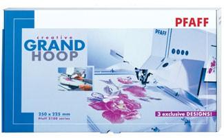 PFAFF Creative Grand Hoop 250 x 225 mm